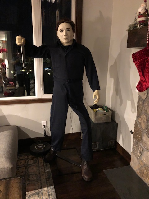 mike myers doll