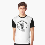 book Graphic T-Shirt